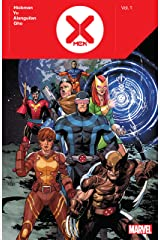 X-Men by Jonathan Hickman Vol. 1 (X-Men (2019-)) Kindle Edition