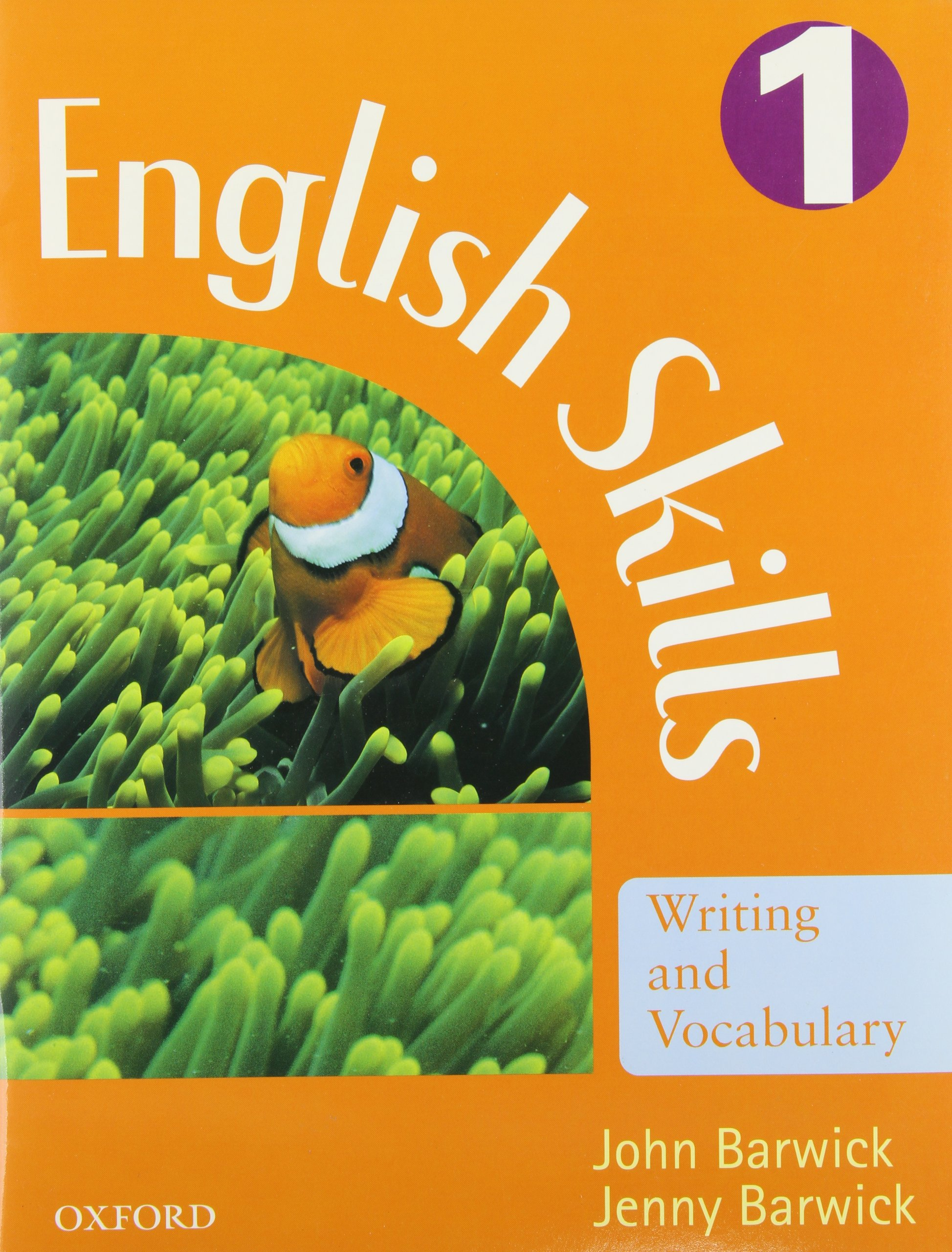 Download English Skills: Writing and Vocabulary 1 pdf epub