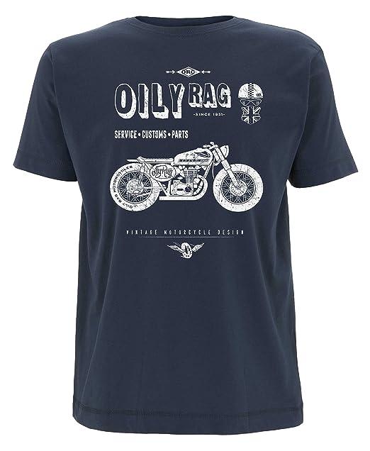 Oily Rag - Camiseta - para Hombre  Amazon.es  Ropa y accesorios 8beddec2555