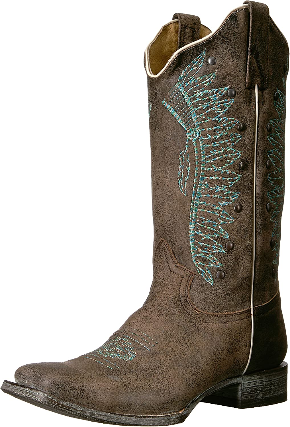 Roper Women's Chiefs Western Boot