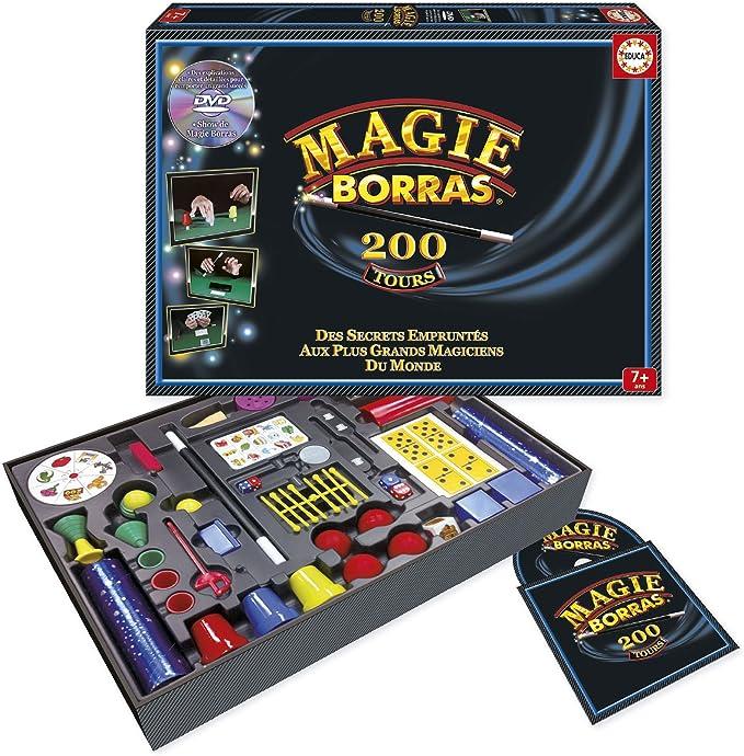 Educa Borrás - Juego de Magia (16045): Amazon.es: Juguetes y juegos