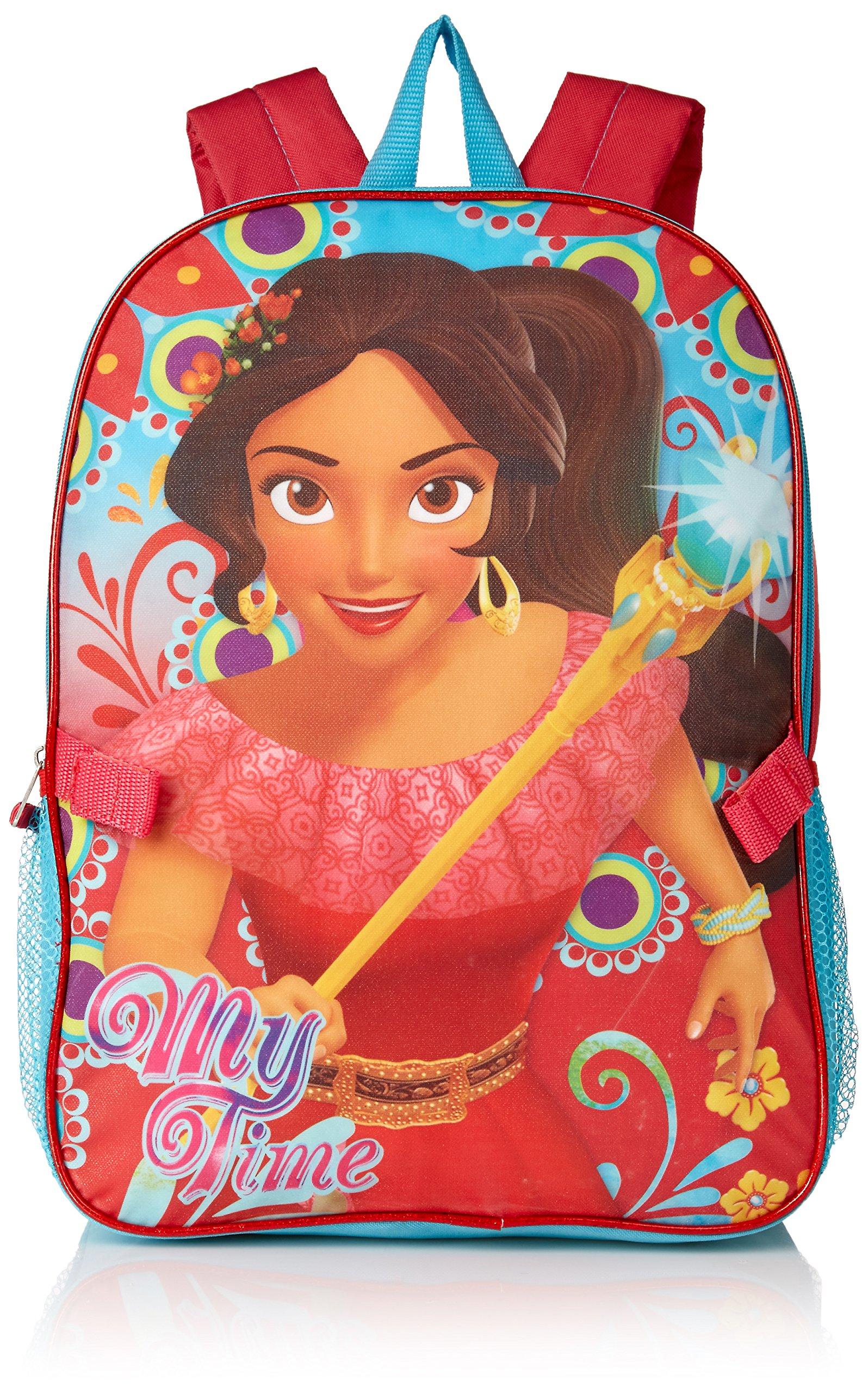 Disney Girls Elena Mini Backpack BLUE//PURPLE