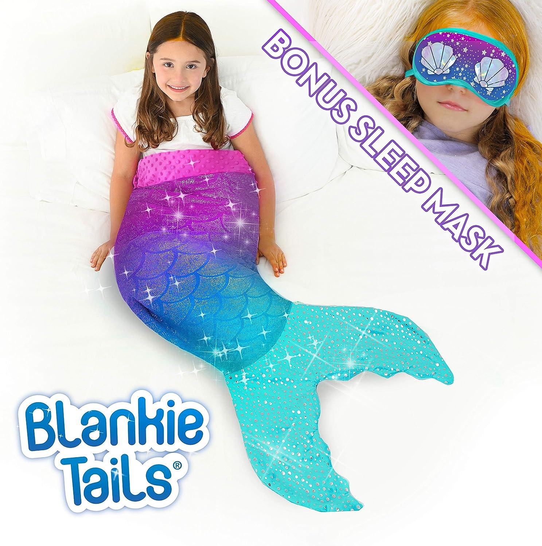 Top 11 Best Mermaid Tail Blanket For Kid (2020 Reviews & Buying Guide) 3