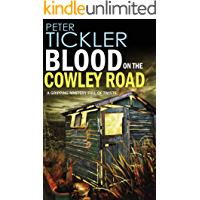 BLOOD ON THE COWLEY ROAD a gripping mystery full of twists (Detective Susan Holden Book 1) (English Edition)