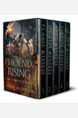 Phoenix Rising Complete Series: A Paranormal Romance Boxed Set Kindle Edition