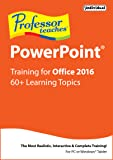 Professor Teaches PowerPoint 2016 [Download]