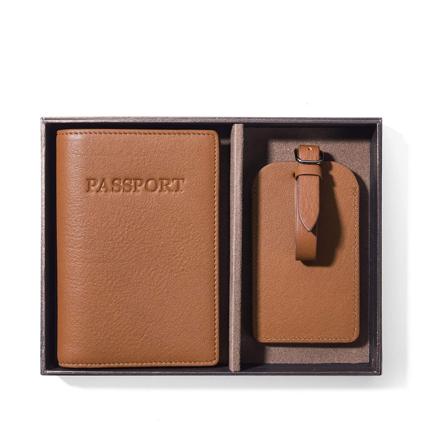 Passport Cover Luggage Tag Leatherology