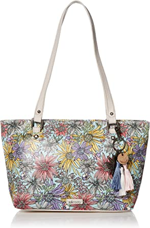 Sakroots Womens Artist Circle Mobile Tote