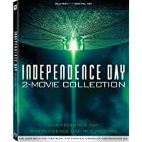 Independence Day 2-Movie Collection Blu-Ray