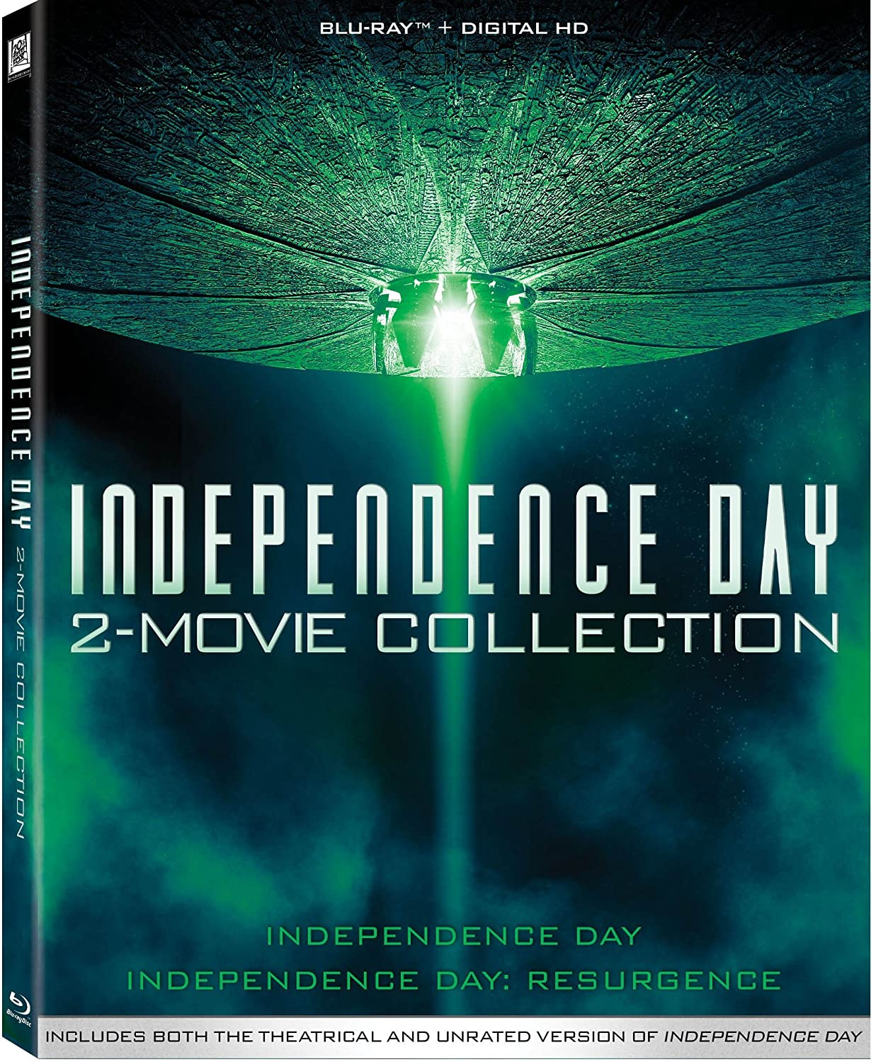 Amazon Independence Day 2 Movie Collection Blu Ray Will