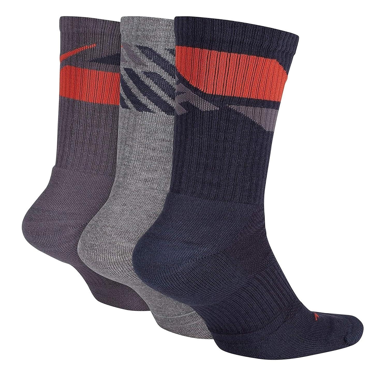 Nike Crew Socks 3PPK Dri Fit: Amazon.es: Ropa y accesorios