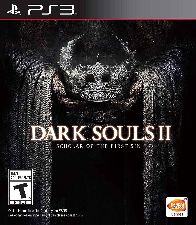 Namco Bandai Games Dark Souls II - Scholar Of The First Sin ...