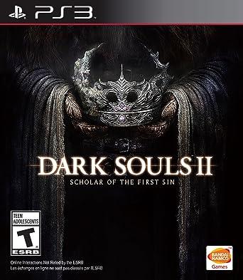 Kết quả hình ảnh cho DARK SOULS II: Scholar of the First Sin cover ps3