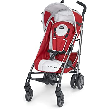 Amazon.com : Chicco Liteway Plus Stroller, Snap Dragon : Baby