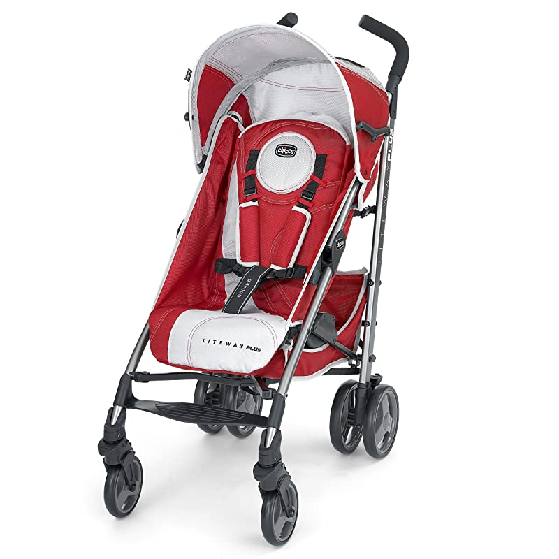 Chicco Liteway Plus Stroller, Snap Dragon