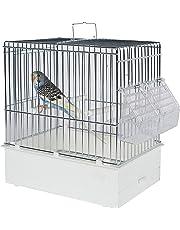 Pet Ting Uccello Gabbia di Trasporto XL–Uccello Gabbia Viaggio–Finch Canarie–Budgie etc