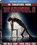 Deadpool 2 (Bilingual) [Blu-ray + DVD + Digital Copy]