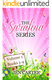 The Sarafina Series, Volume 1: Books 1-4 (The Sarafina Collection)