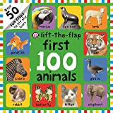 First 100 Animals: First 100 Lift The Flap