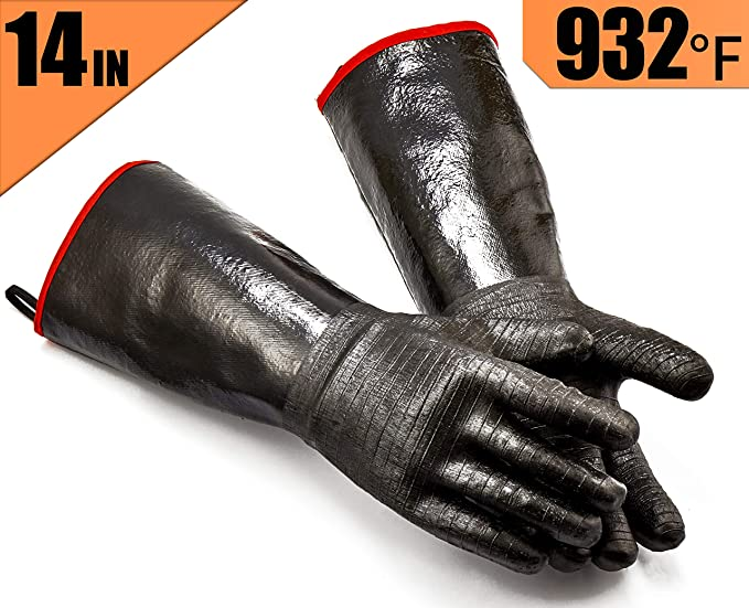 RAPICCA BBQ Gloves – Smoker, Grill