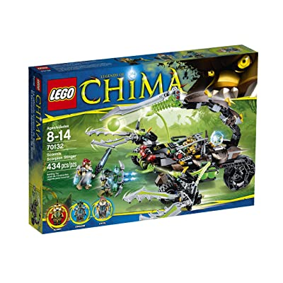 LEGO Chima 70132 Scorm's Scorpion Stinger: Toys & Games