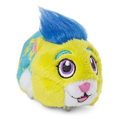 "ZhuZhu Pets Pajama Party Rocky 4"" Hamster Toy with Sound and Movement: Toys & Games"