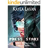 Press Start: A LitRPG Adventure (SOL Saga Book 1)