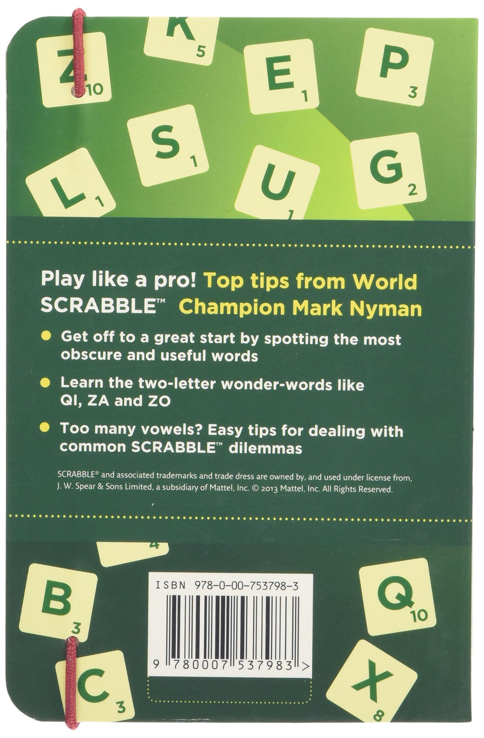 Scrabble Secrets (Collins Little Books): Amazon.co.uk: Collins  Dictionaries: Books