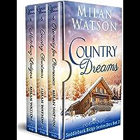 Country Dreams: Includes 3 Small Town Romances (Saddleback Ridge Box Sets Book 2)