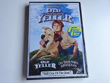 Amazon com: Old Yeller: 2 Movie Collection: DOROTHY MCGUIRE