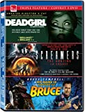 Triple Feature (Deadgirl/ Screamers: The Hunting/ My Name Is Bruce) (Bilingual)