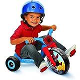 "Spider-Man Adventures 10"" Fly Wheels Junior Cruiser Ride-On, Ages 2-4"