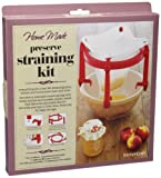 Kitchen Craft Home Made Jam Straining Kit
