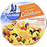 Petit Navire Salade au Cœur de la Région Catalane 220 g