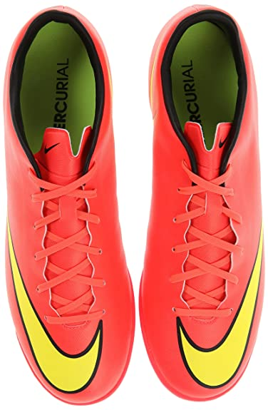 best service 2cbcb 17cdd Nike Mercurial Victory V TF, Chaussures de Football Homme  Amazon.fr  Chaussures  et Sacs
