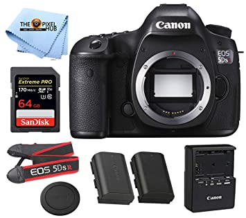 Amazon.com: Canon EOS 5DS R DSLR Cámara (sólo para niños ...