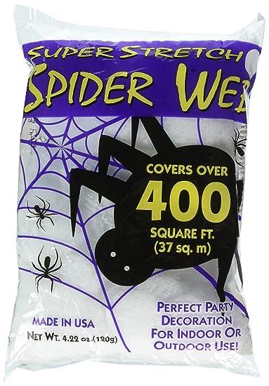 super stretch spider web