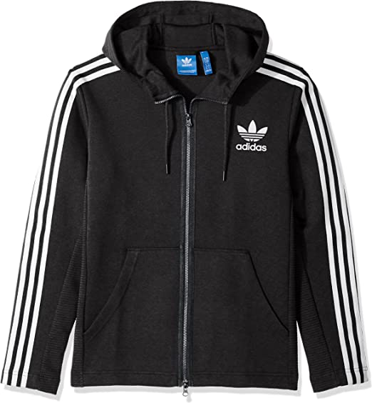 adidas Originals Mens Curated Full Zip Jacket Warm Up or