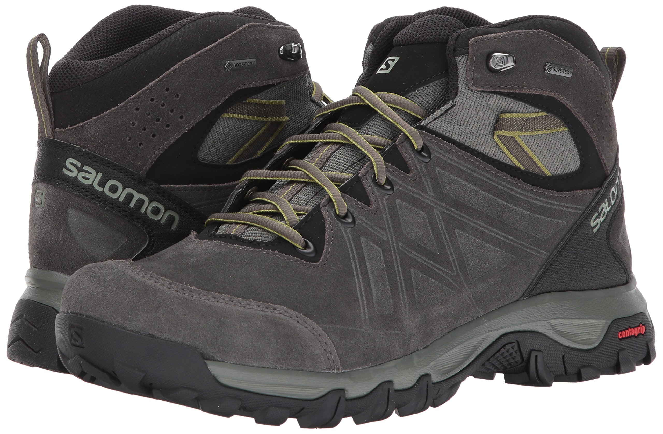 salomon evasion 2 gtx mens walking shoes