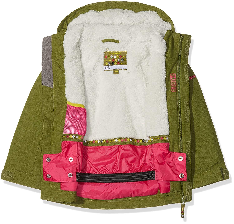 Ziener Kinder Abudo Jacket Ski Skijacke