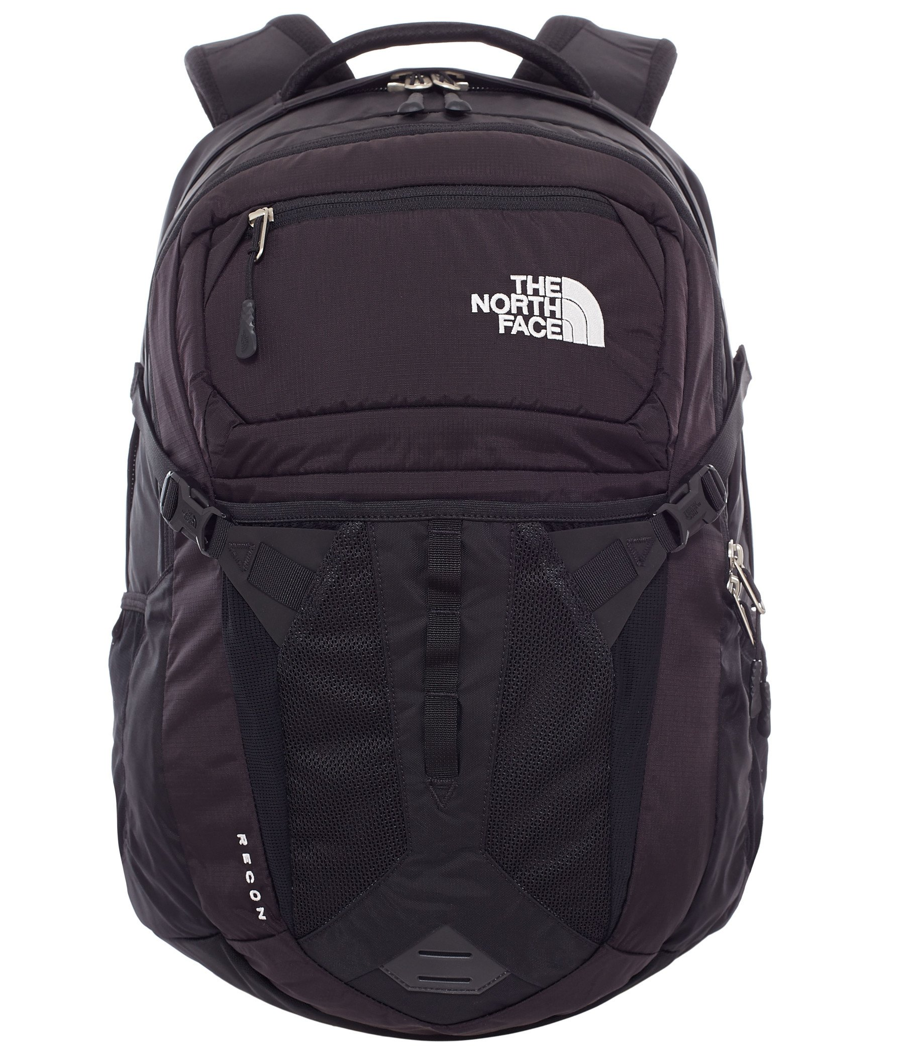 The North Face Recon Laptop Backpack 15 Inch- Sale Colors (TNF Black) by The North Face