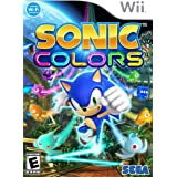 Sonic Colors - Nintendo Wii (Renewed)