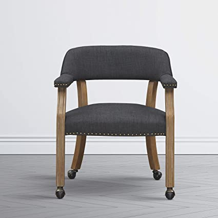Pleasing Amazon Com Greyson Living Morrison Caster Game Chair By Inzonedesignstudio Interior Chair Design Inzonedesignstudiocom