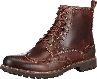 Sympton Poner Bailarín  Clarks Montacute Lord, Botas Hombre, Taille Unique: Clarks: Amazon.es:  Zapatos y complementos