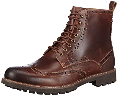 Mens Montacute Lord 203517907075 Boots Clarks