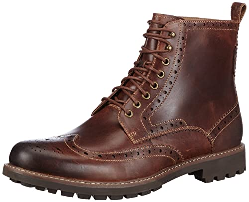 Clarks Montacute Lord, Boots homme