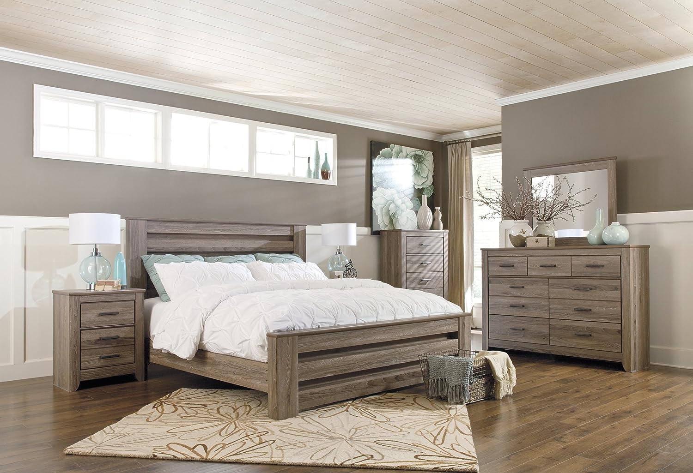 amazon com ashley furniture signature design zelen dresser 7