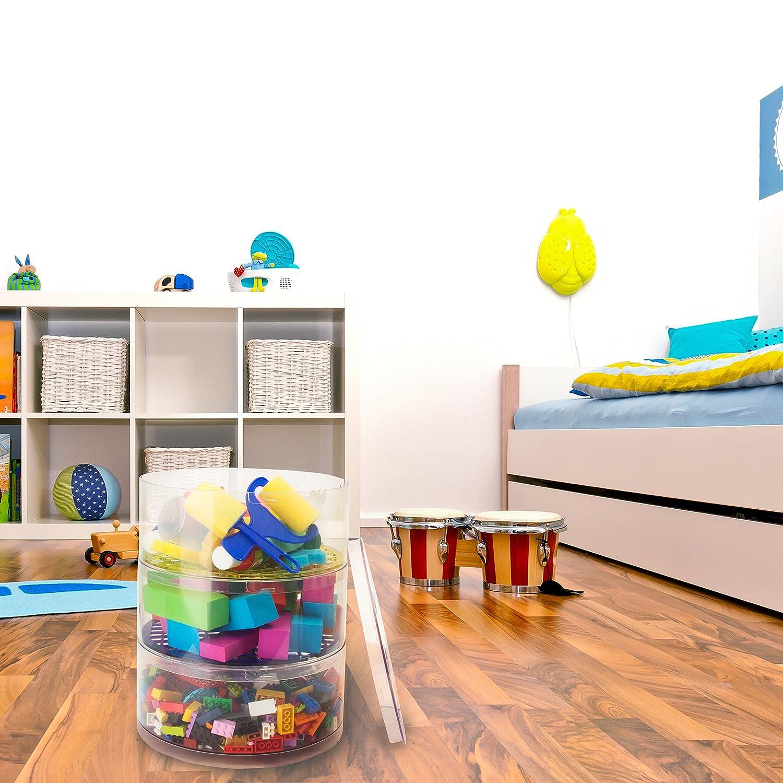 BLOKPOD Lego Aufbewahrungsbox Die Transparenten Sortierbox Und Storage  Lösung Für Die Organisation Der Toy Mauerziegel: Amazon.de: Küche U0026 Haushalt