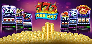 Slots Red Hot Sevens from FunSpin