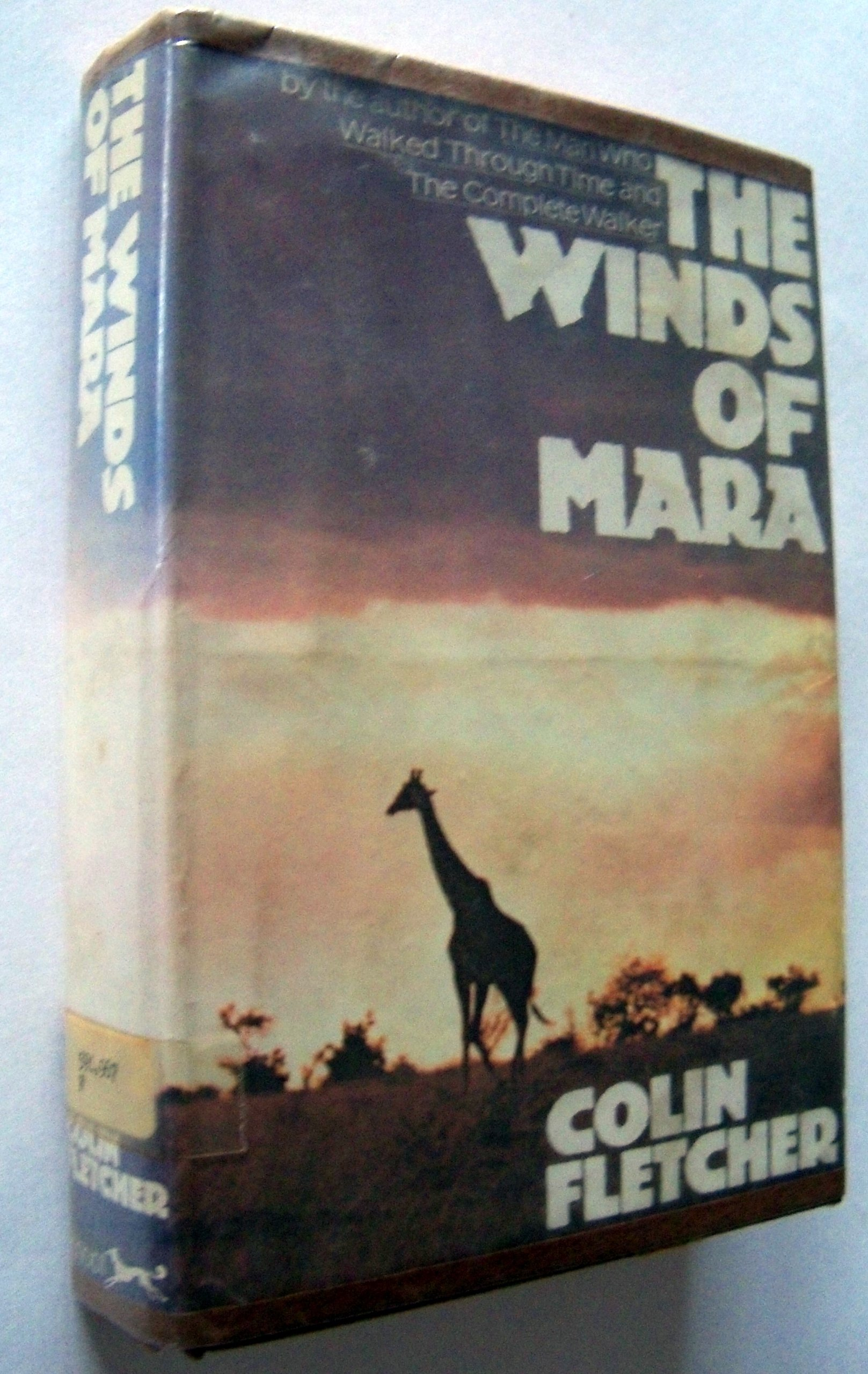 The Winds of Mara, Fletcher, Colin